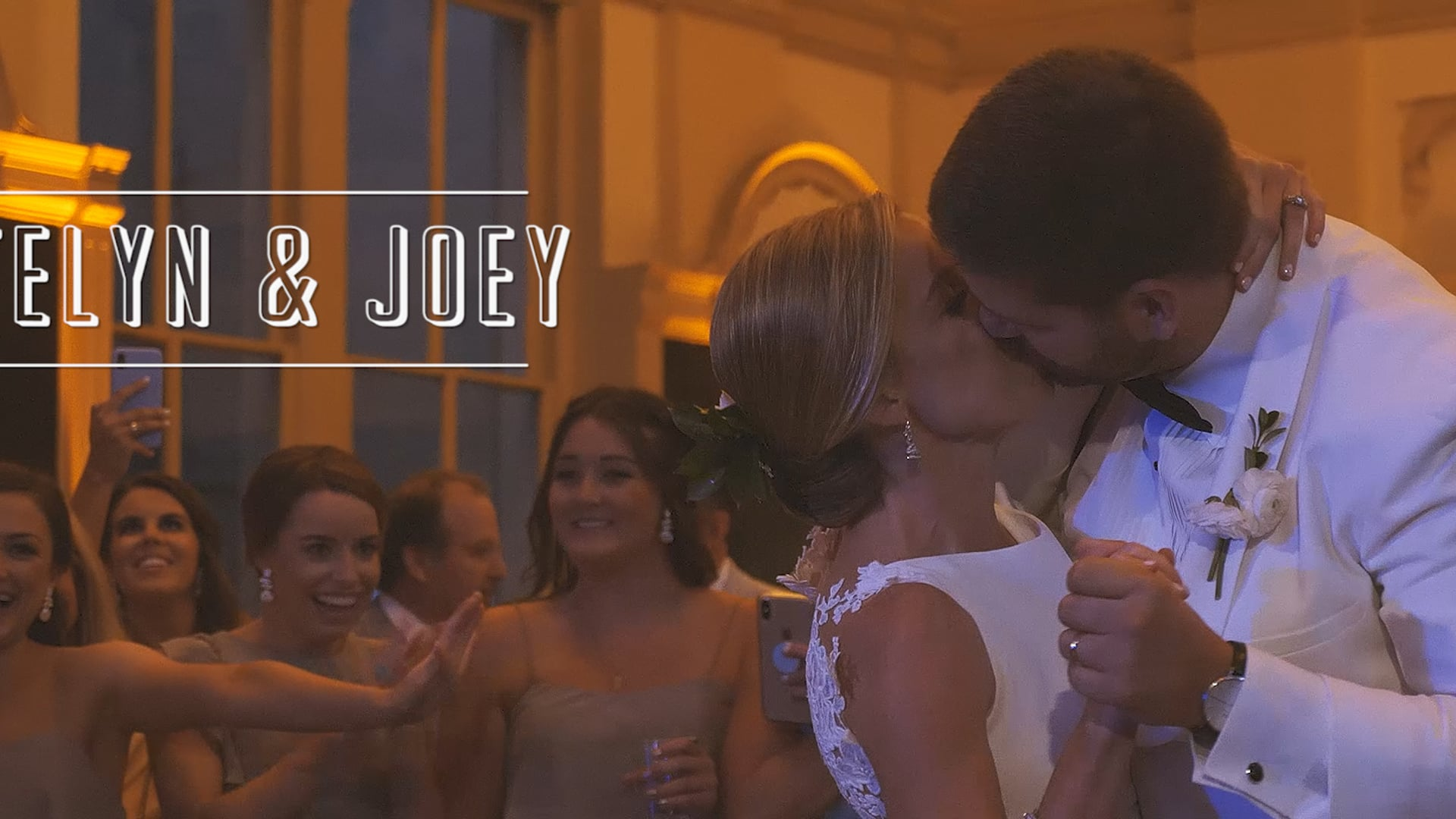 Katelyn & Joey / Great Letters between the Bride & Groom / New Orleans Board of Trade