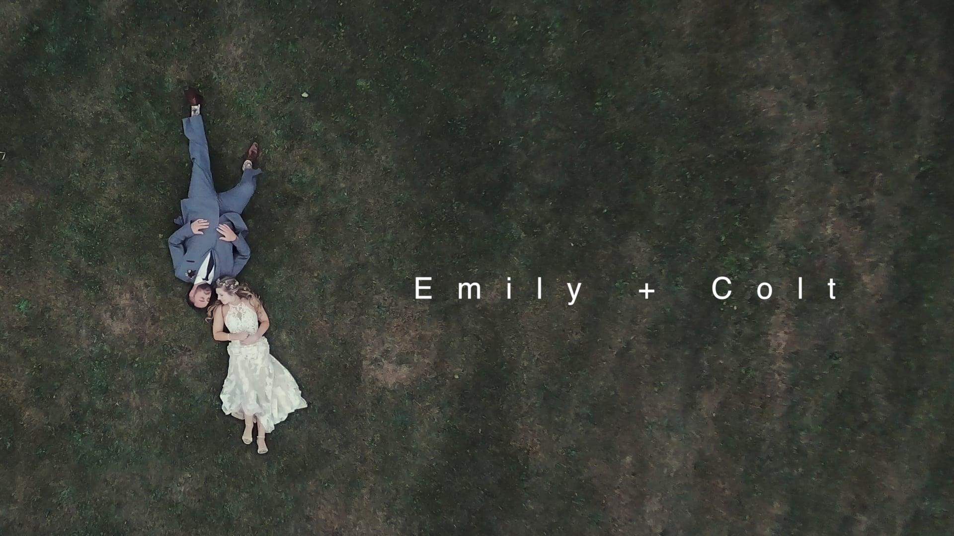Emily & Colt Wedding Film (cinematic wedding trailer)