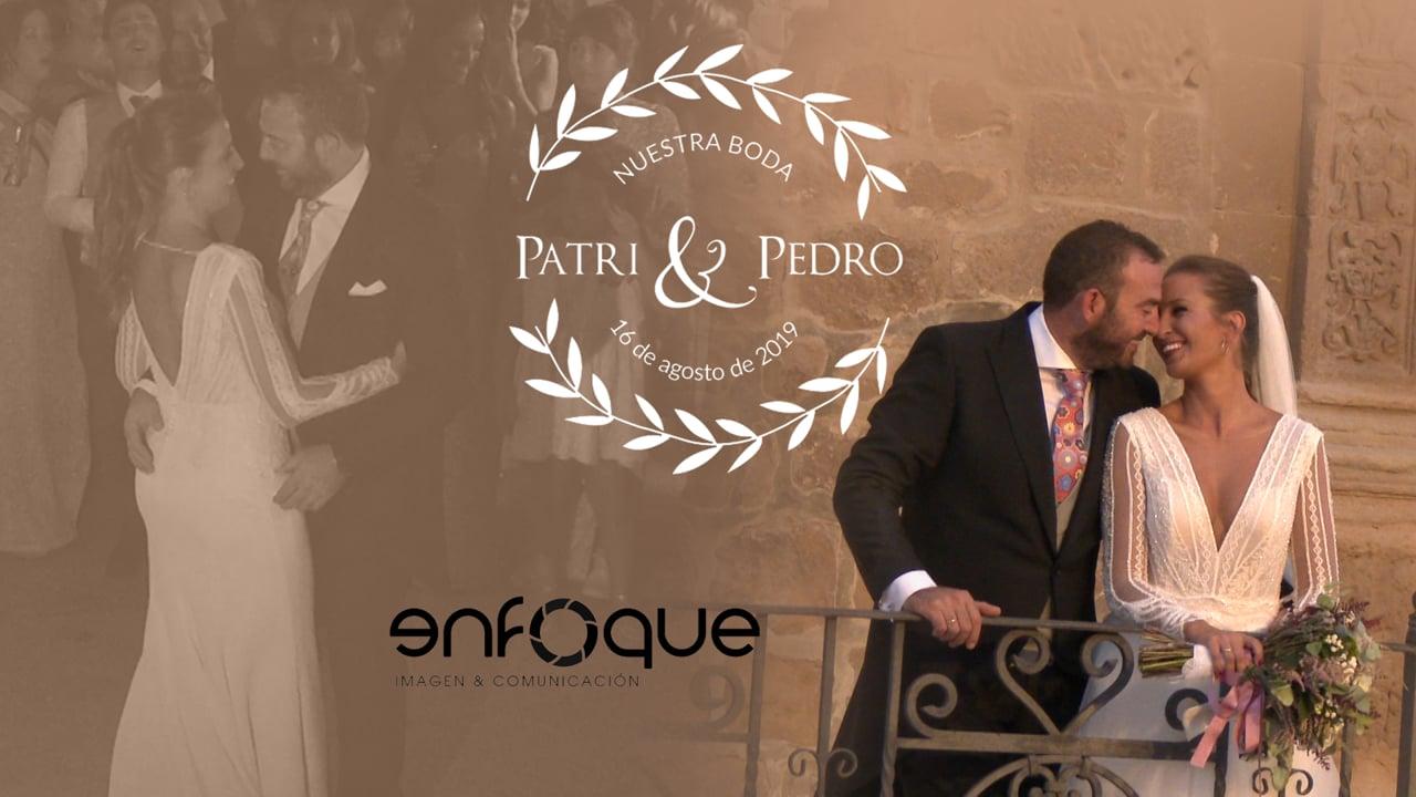 Patri & Pedro   16 de agosto de 2019   Tráiler Boda
