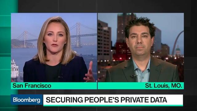 Vinny Troia on Bloomberg - Discovery of 1.2 Billion People Data Leak