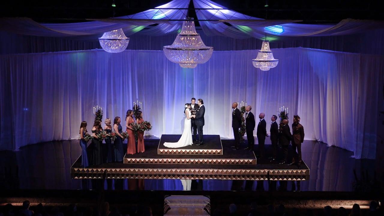 Love is In the Erickson - David & Jade's Wedding at the Wiltern!