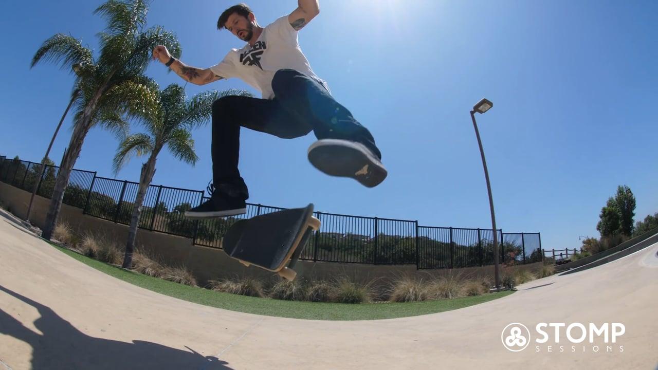Backside 180 Kickflip Pro Tutorial Videos
