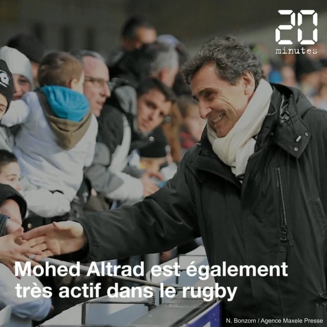 Montpellier : Qui est Mohed Altrad, président du MHR et candidat aux municipales ? (20 Minutes) - 2019