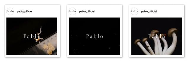 Pablo campaign - Julien Gallico Studio