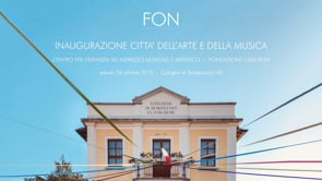 Inaugurazione Città dell'Arte e della Musica