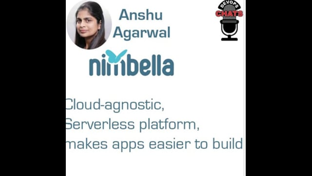 EP 166: Serverless App Building Made Easy w Ashu Agarwal, Nimbella