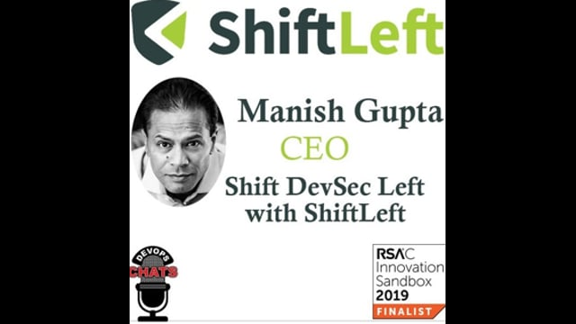 EP 165: Shifting DevSec Left with ShiftLeft RSAC Special