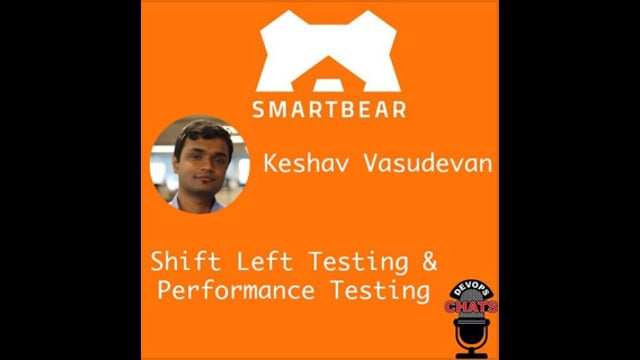 EP 179: Performance Load Testing w SmartBear's Keshav Vasudevan