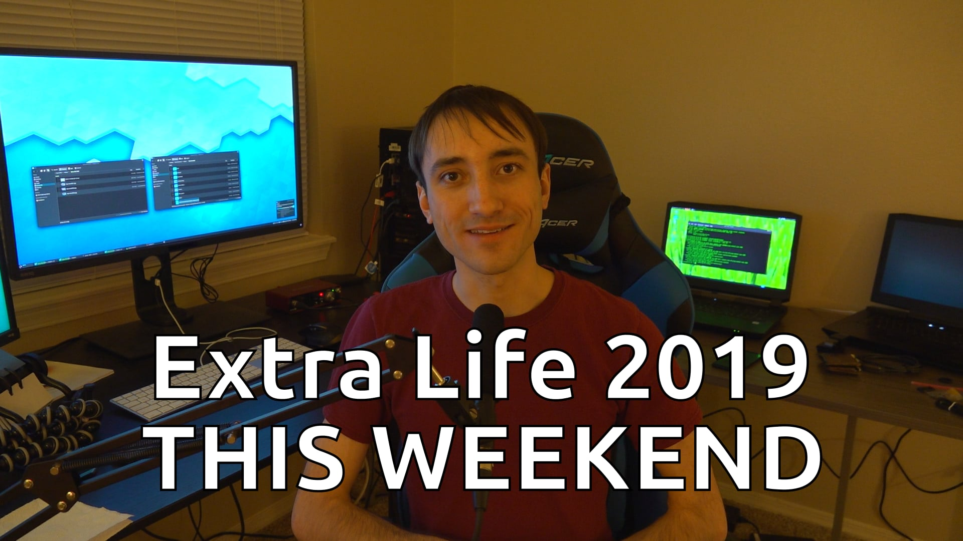 Tune In to Extra Life 2019 This Weekend!