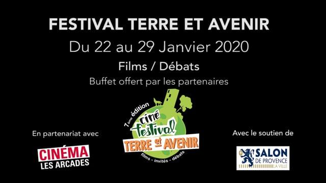 Bande Annonce Festival Terre & Avenir 2020