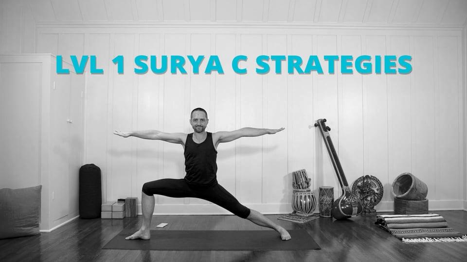 Lvl 1 Surya C Strategies