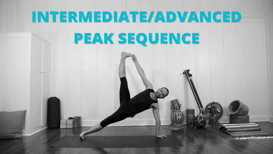Intermediate/Advanced Peak Sequence