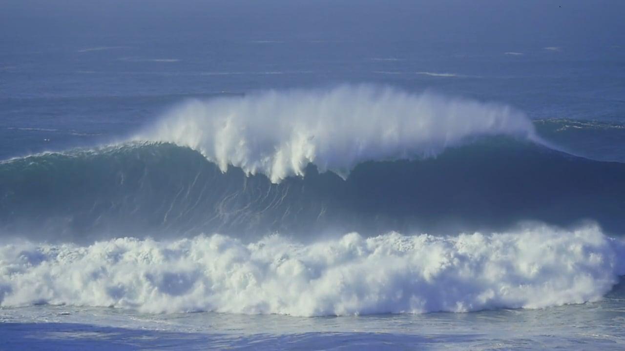 Nazaré big waves & surf November 2019 - Portugal