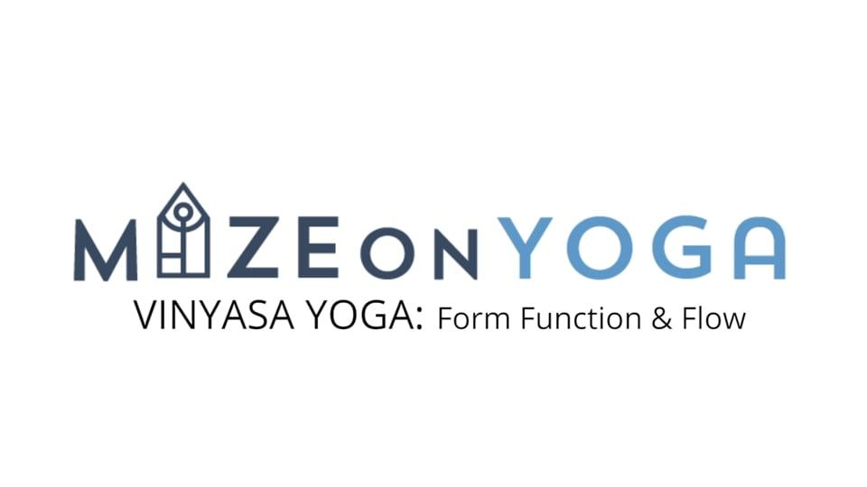 Vinyasa Yoga Intro