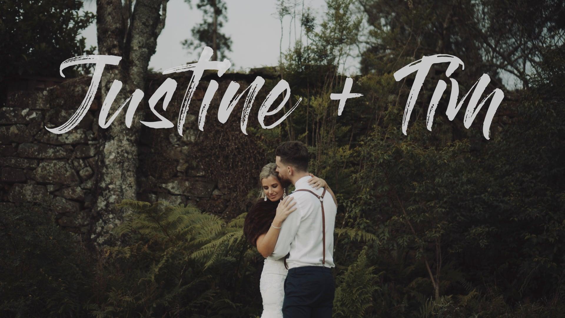 Justine + Tim - Cinematic Film