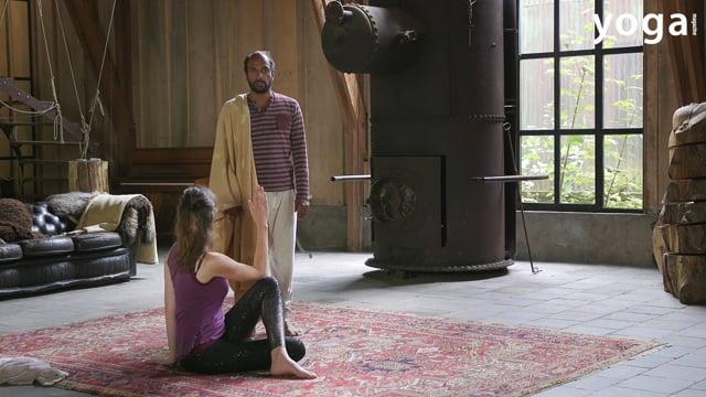 Ontdek de yogafilosofie in de houdingen