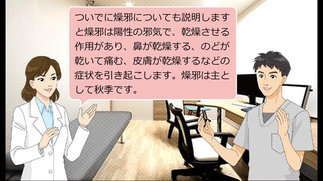 漢方カルテット:「かぜ・インフルエンザ」