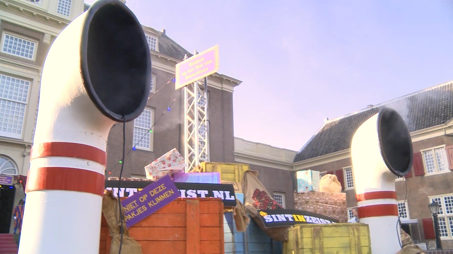 Slot van Sinterklaas 2019