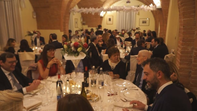 28/11/2019 - Cena di gala dell'Associazione degli Avvocati di Empoli e della Valdelsa
