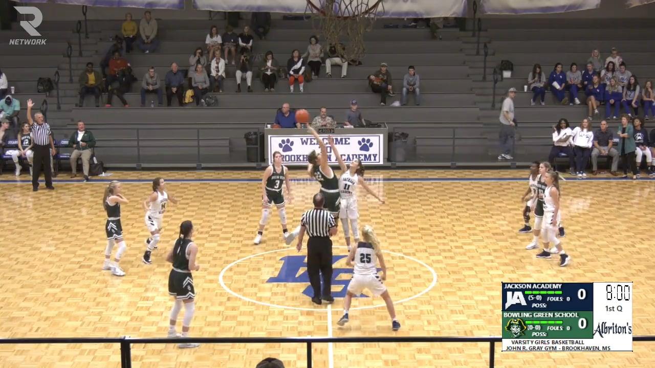 Varsity Girls Basketball-2019-Nov-25-Bowling Green