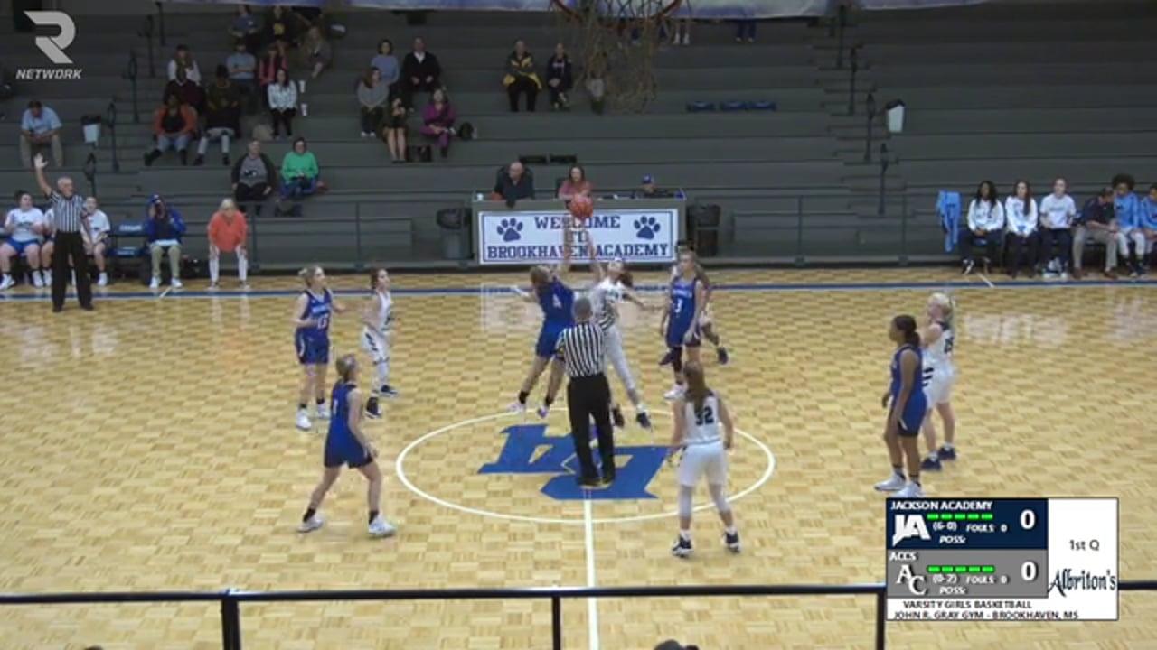Varsity Girls Basketball-2019-Nov 26-ACCS