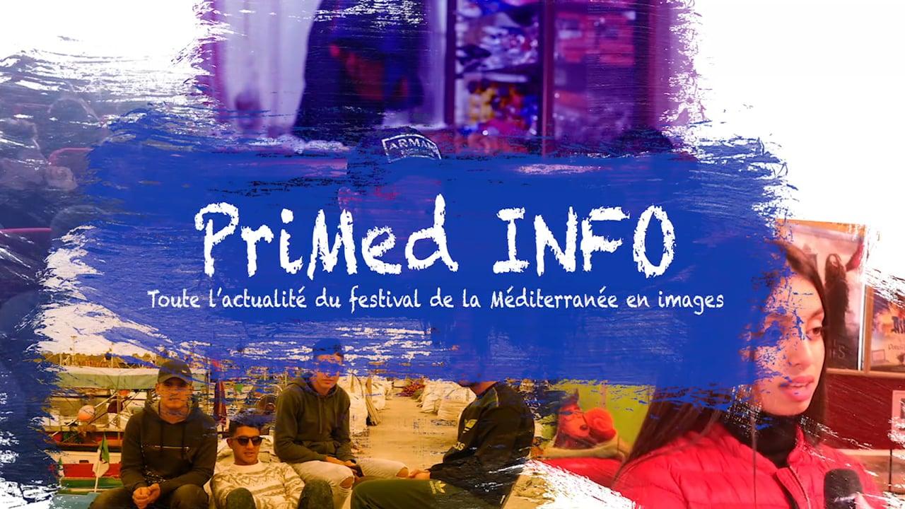 PriMed INFO - Vendredi 29 novembre