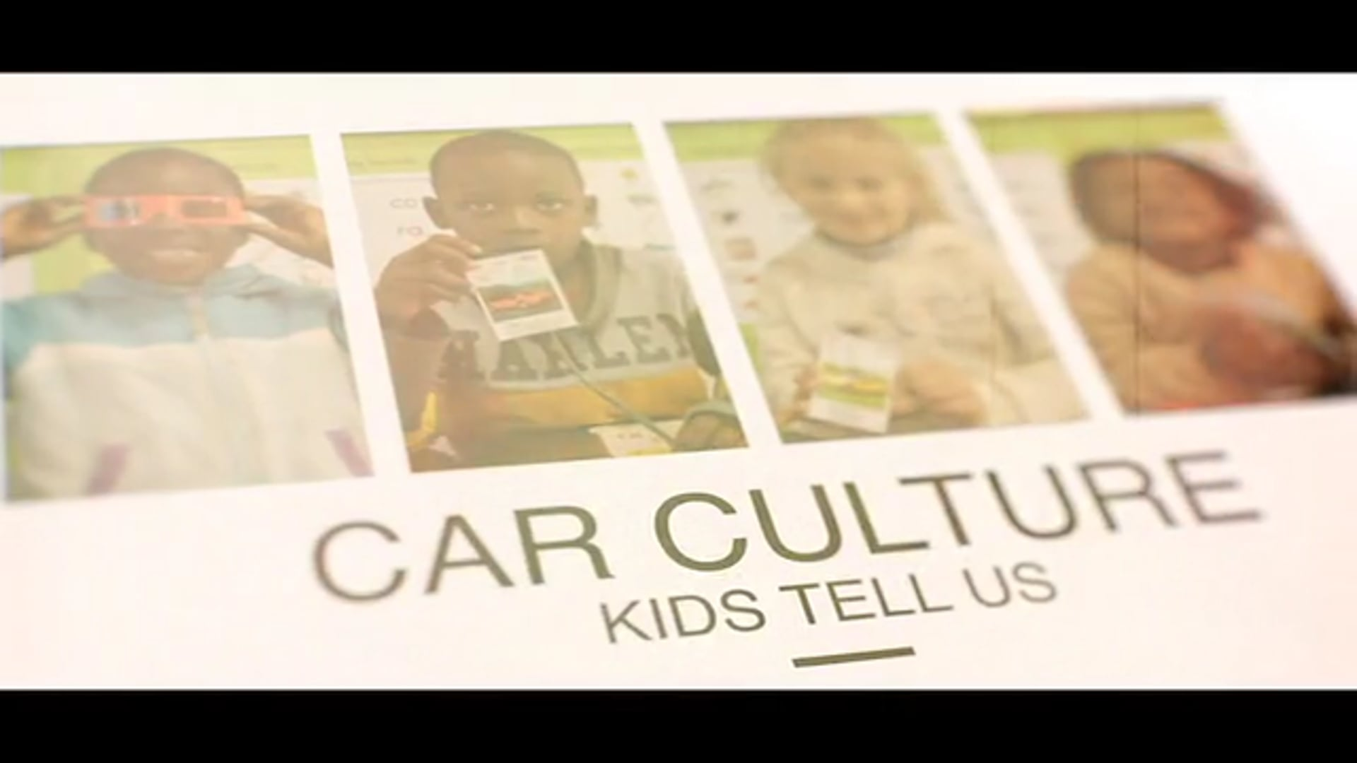 kids cars segment