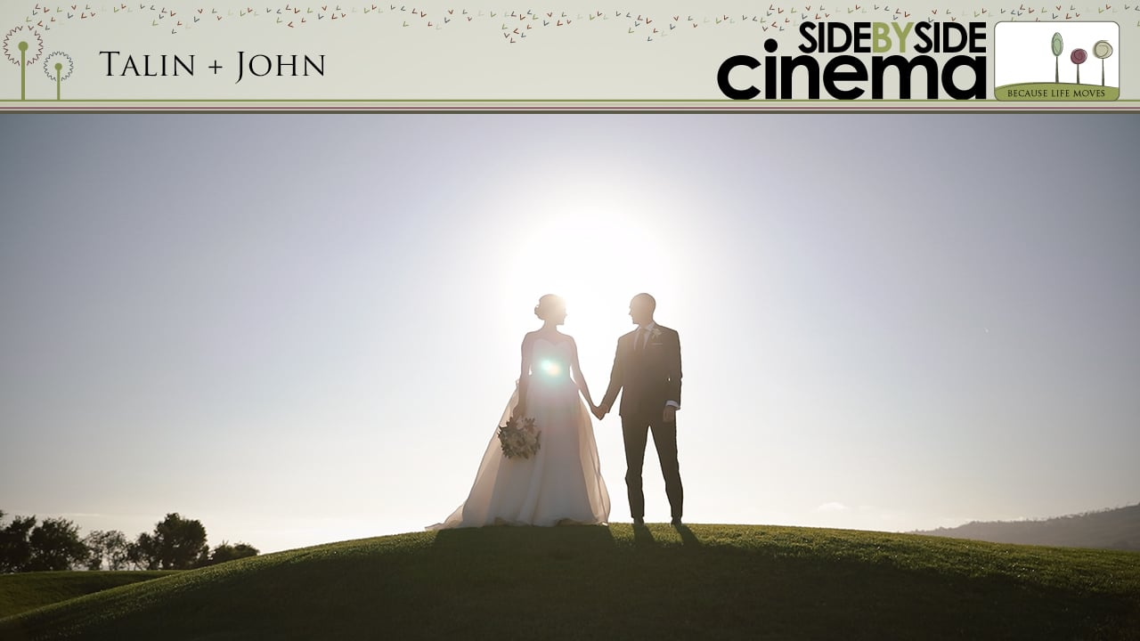 Talin + John - Trump Golf Course Wedding