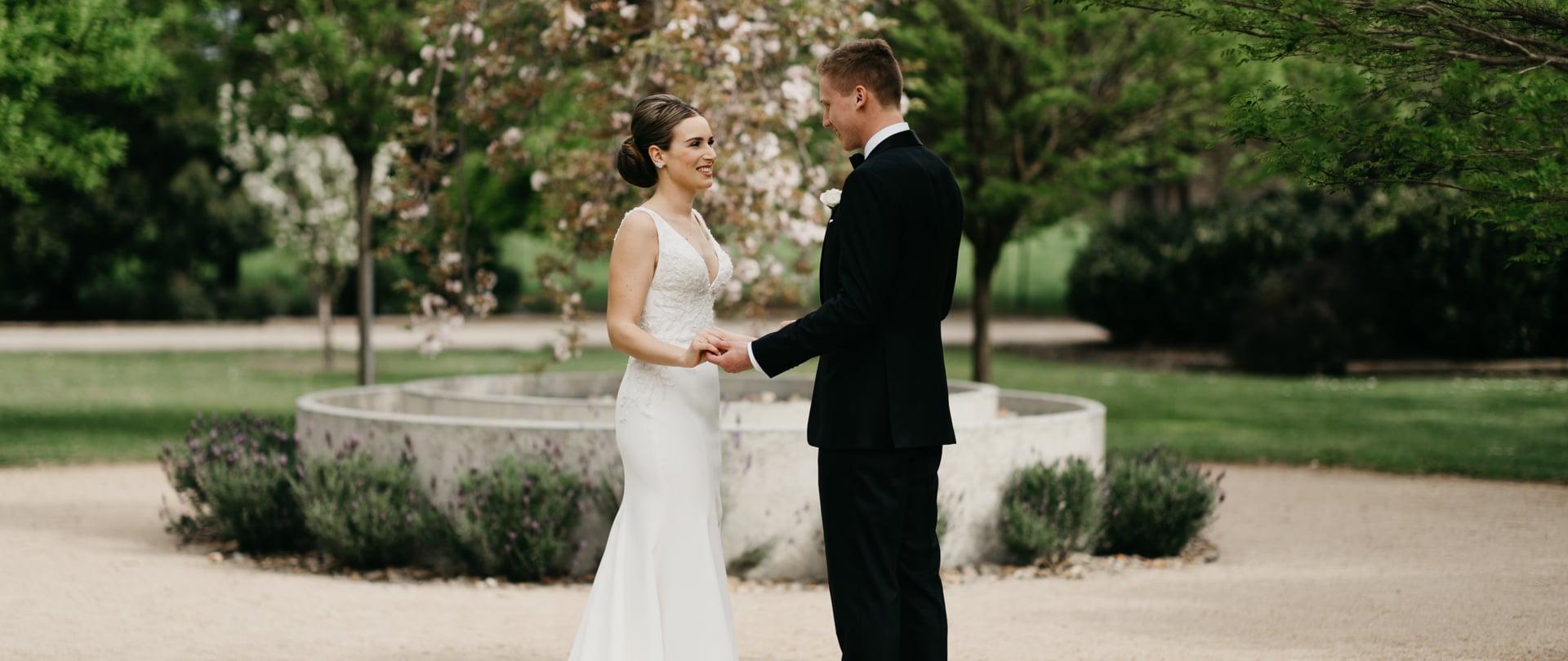 Kristina & Tim Wedding Video Filmed at Yarra Valley, Victoria