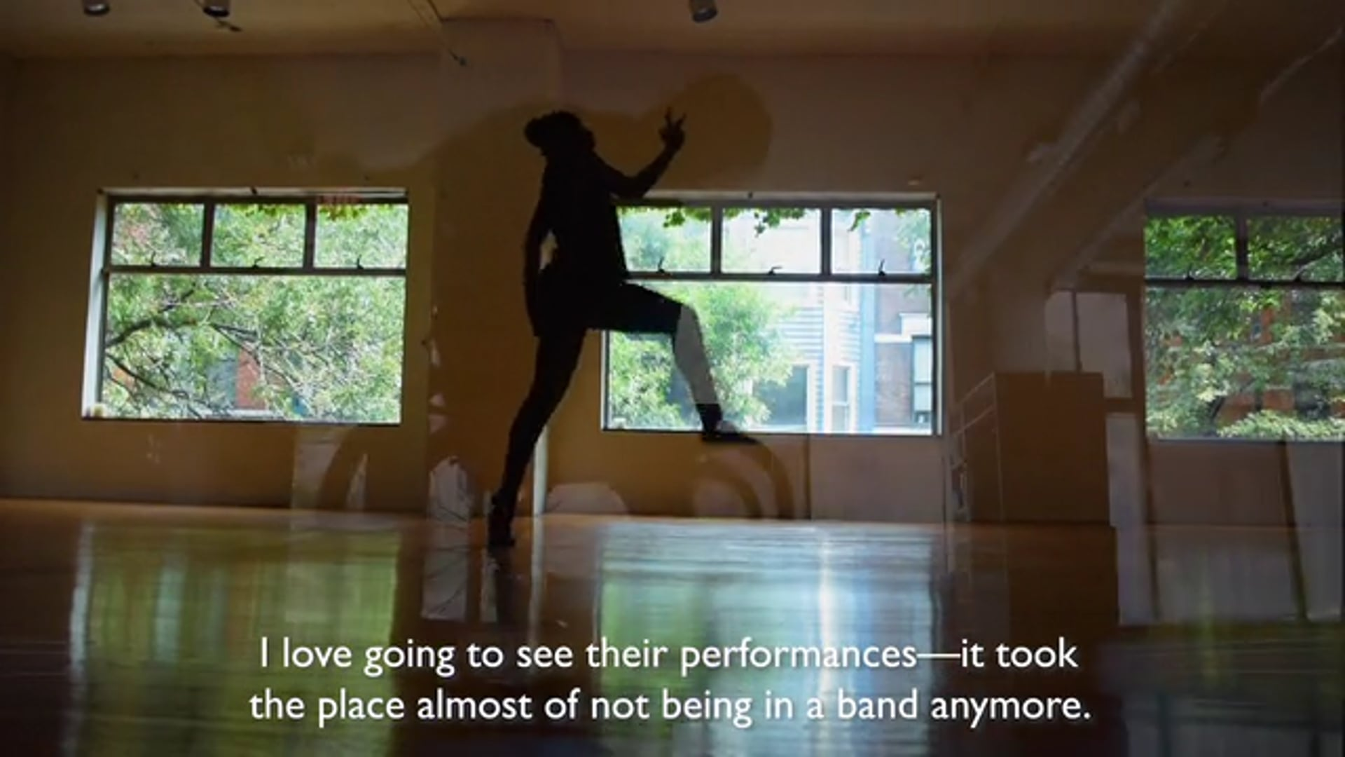 Interview on Dance: Ron Page