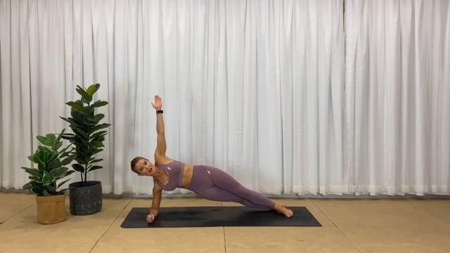 35min full body workout no equipment