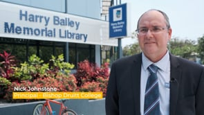 Accessibility and innovation: Harry Bailey Memorial Library - November 2019