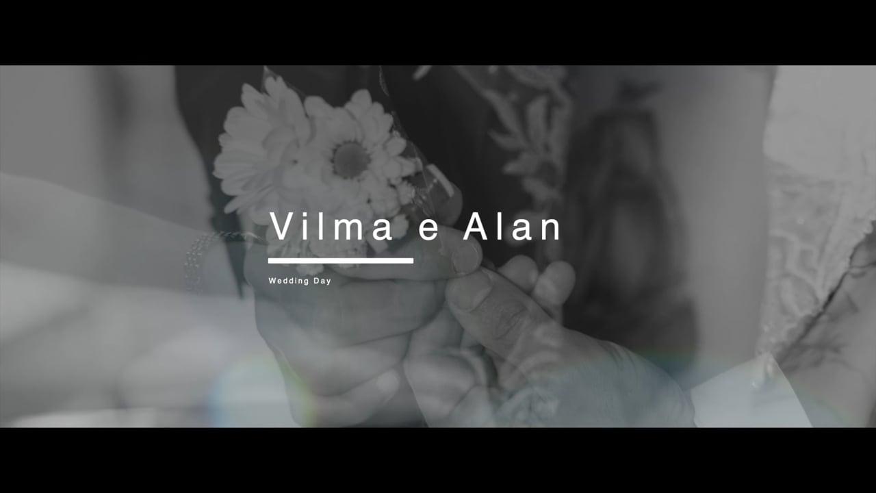 Wedding day Vilma e Alan