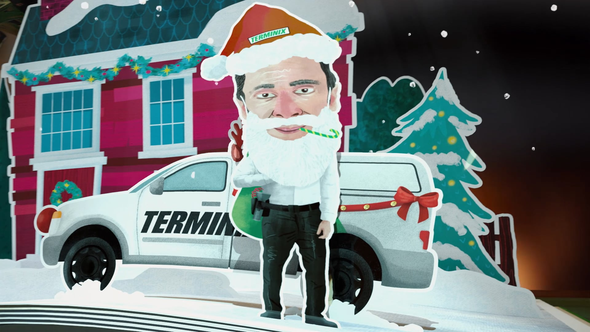Terminix Holidays!