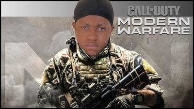 Call of Duty Modern Warfare Grind! - Stream Replay
