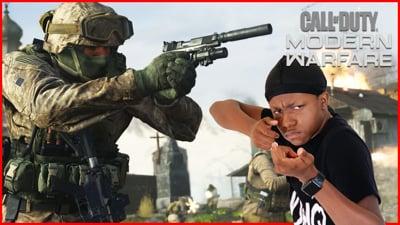 More Call of Duty Modern Warfare! Bullets Everywhere! - Stream Replay