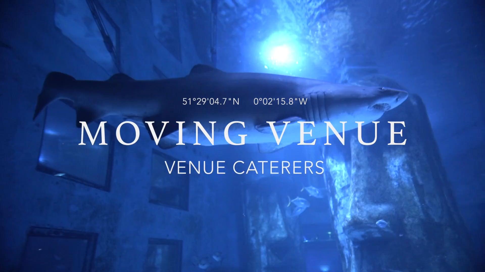 Cocktail Sealife Aquarium | Moving Venue | Reino Unido
