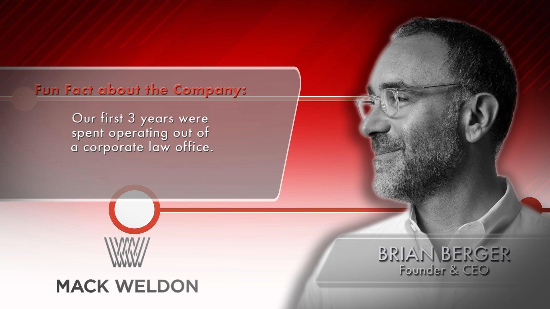 Mack Weldon Info Graphic