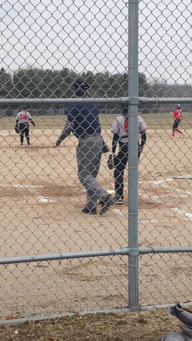 Game Highlight - Hit to Center