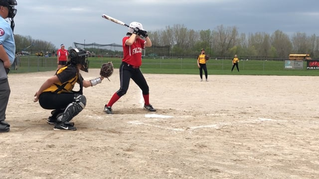 Game Highlight - Hit to Right