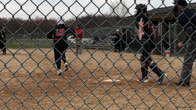 Game Highlight - Hit to Left Field