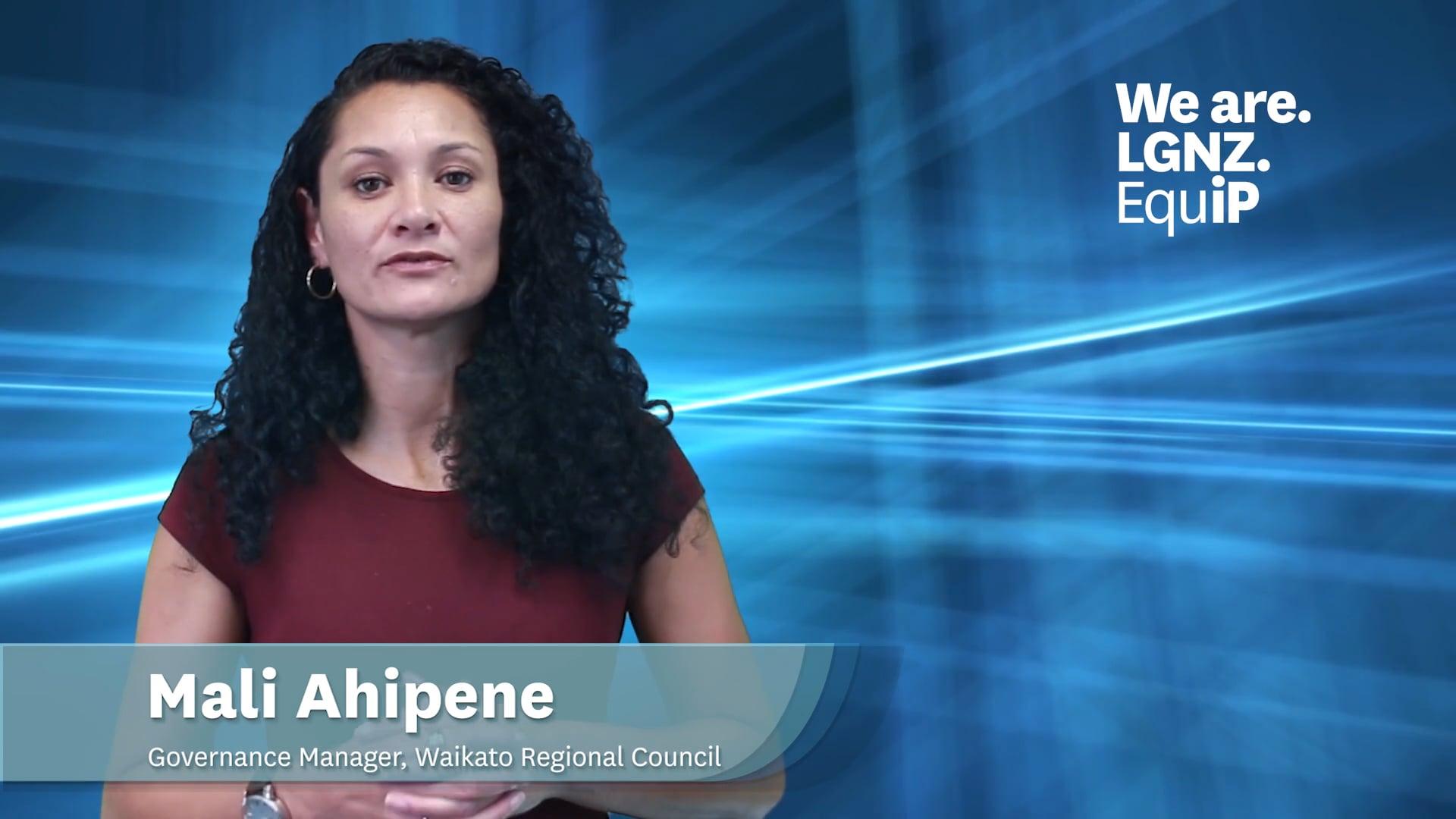 Nomination requirements - with Mali Apihene