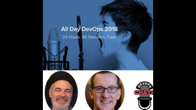 EP 135: All Day DevOps 2018 w Mark Miller & Derek Weeks