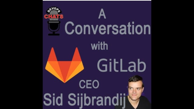 EP 93: A Conversation with GitLab CEO Sid Sijbrandij