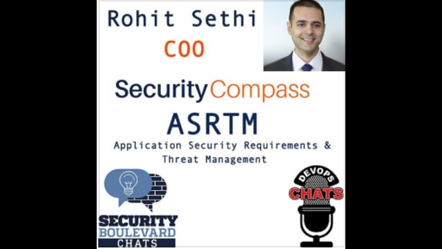 EP 89: ASRTM, Application Security Requirements & Threat Management