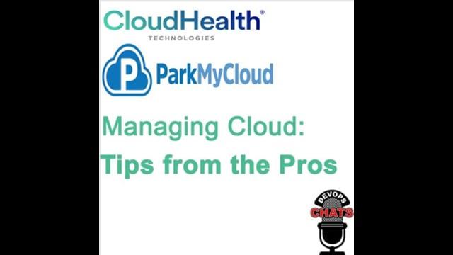 EP 85: Pro Tips on Cloud Management