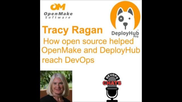 EP 75: Tracy Ragan, OpenMake