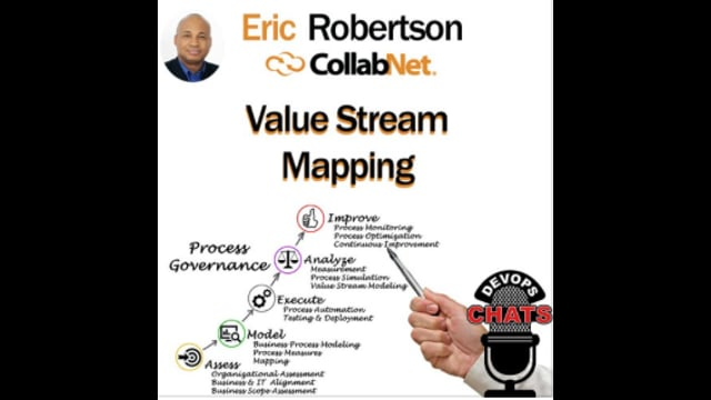 EP 58: Value Stream Mapping with Eric Robertson, CollabNet
