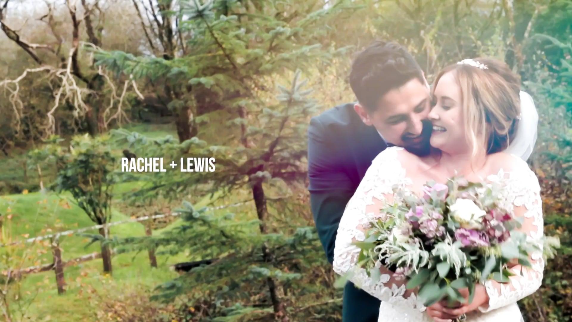Rachel + Lewis