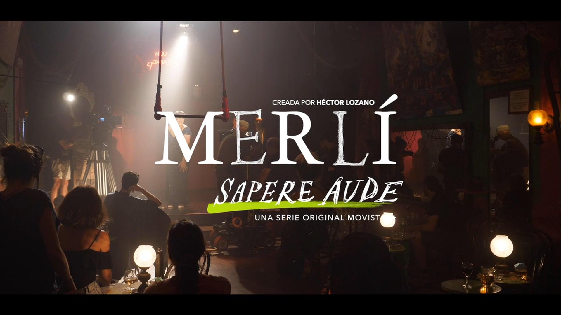 Merlí. Sapere Aude - Director/Guion